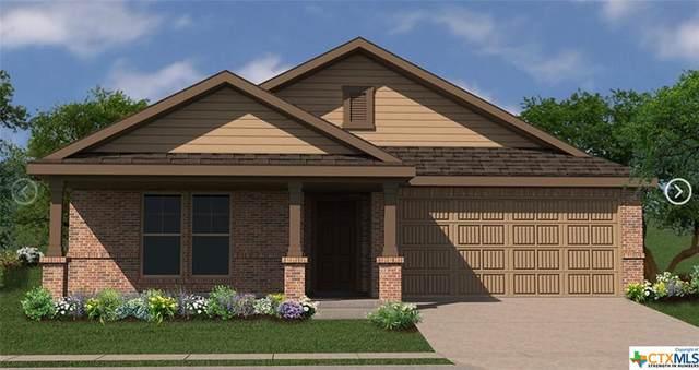 2701 Creekside Hills Boulevard, Copperas Cove, TX 76522 (MLS #422278) :: RE/MAX Family