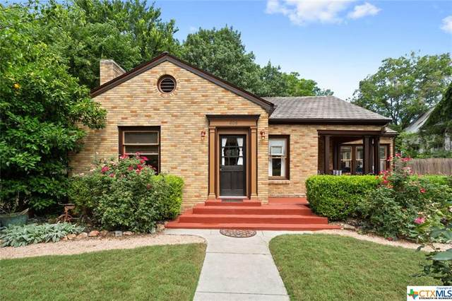 608 W Hopkins Street, San Marcos, TX 78666 (MLS #422296) :: The Zaplac Group