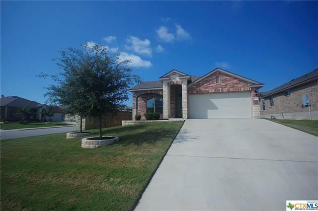 5350 Cicero Drive, Belton, TX 76513 (MLS #422297) :: Brautigan Realty