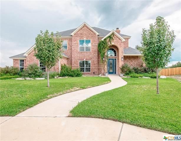 1303 Nathan Lane, Copperas Cove, TX 76522 (MLS #422301) :: RE/MAX Family