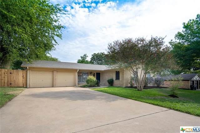 104 Oakwood Street, Temple, TX 76502 (MLS #422319) :: The Real Estate Home Team