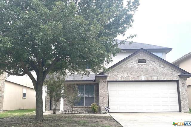 4712 Donegal Bay Court, Killeen, TX 76549 (MLS #422323) :: The Zaplac Group