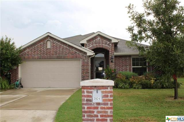 3924 Brookhaven Drive, Temple, TX 76504 (MLS #422324) :: Kopecky Group at RE/MAX Land & Homes
