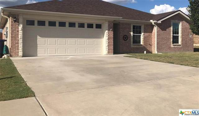 3512 Logsdon Street, Copperas Cove, TX 76522 (MLS #422337) :: The Zaplac Group