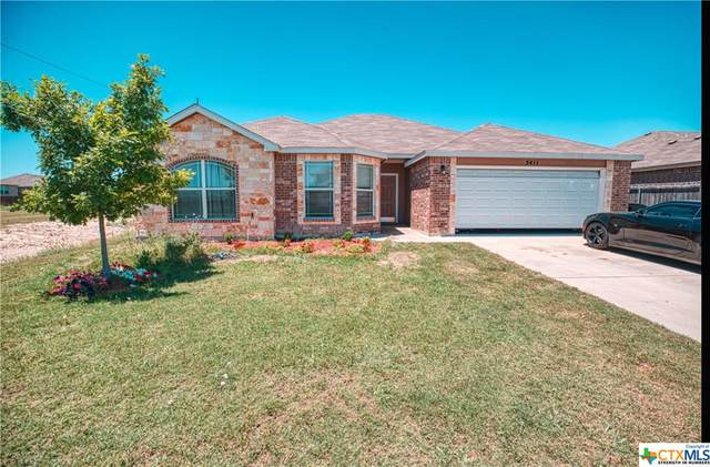 5411 Eagles Nest Drive, Killeen, TX 76549 (MLS #422353) :: The Real Estate Home Team