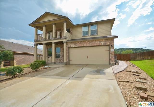 5400 Katy Creek Lane, Killeen, TX 76549 (MLS #422358) :: Kopecky Group at RE/MAX Land & Homes