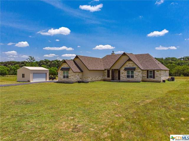 100 San Miguel Court, Blanco, TX 78606 (MLS #422364) :: The Real Estate Home Team