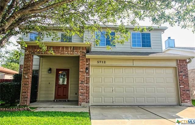 5712 Schneider Drive, Killeen, TX 76542 (MLS #422404) :: The Real Estate Home Team