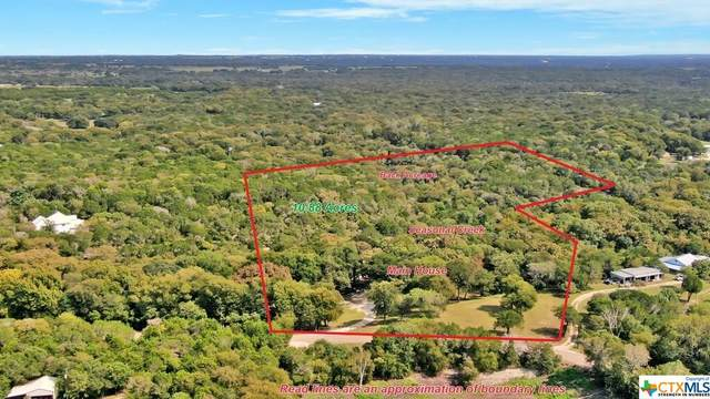 655 Panther Branch Road, Valley Mills, TX 76689 (MLS #422415) :: The Zaplac Group