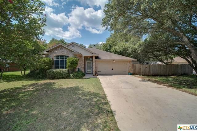4206 Whisper Hollow, Belton, TX 76513 (MLS #422443) :: RE/MAX Family