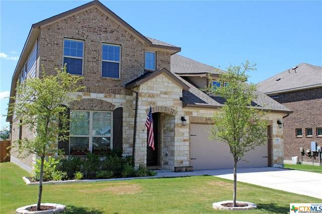 810 Cathedral Court, Harker Heights, TX 76548 (MLS #422450) :: The Myles Group