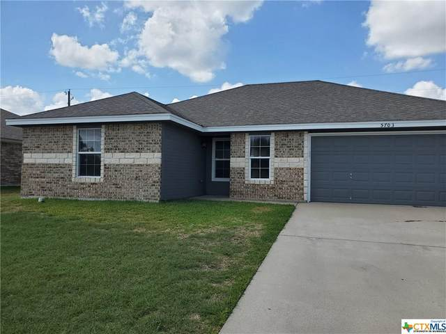 5703 Hercules Avenue, Killeen, TX 76542 (MLS #422486) :: Kopecky Group at RE/MAX Land & Homes