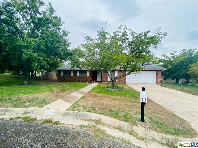 29 Snell Drive, Lampasas, TX 76550 (MLS #422495) :: RE/MAX Family