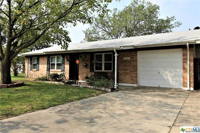 1513 Ferndale Drive, Killeen, TX 76549 (MLS #422501) :: Kopecky Group at RE/MAX Land & Homes