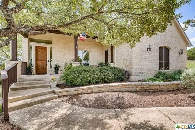 1486 Redcloud Peak, Canyon Lake, TX 78133 (#422519) :: First Texas Brokerage Company
