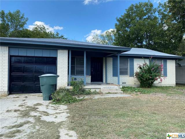 1107 Carrollton Circle, Killeen, TX 76541 (MLS #422528) :: Kopecky Group at RE/MAX Land & Homes