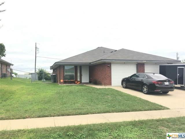 5308 Daybreak Drive, Killeen, TX 76542 (MLS #422535) :: The Real Estate Home Team
