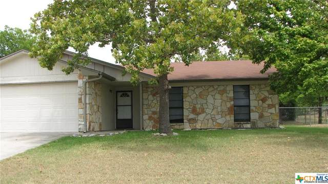 3004 Belmont Drive, Killeen, TX 76549 (MLS #422560) :: The Zaplac Group