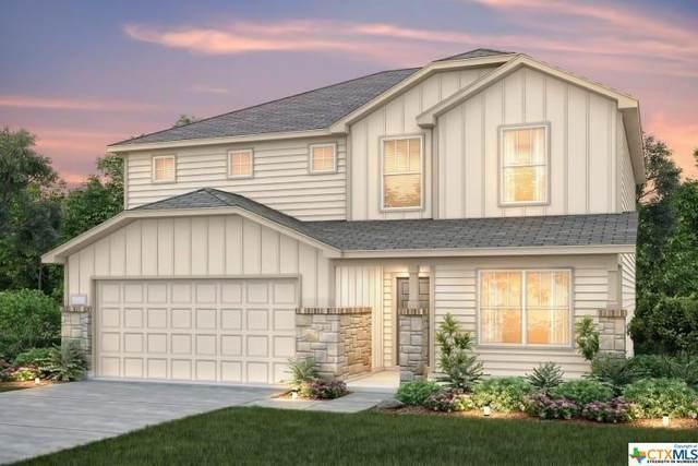 631 Ridgehorn, New Braunfels, TX 78130 (#422573) :: First Texas Brokerage Company