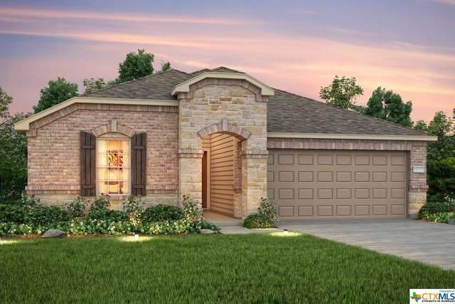 628 Ridge Maze, New Braunfels, TX 78130 (#422580) :: First Texas Brokerage Company