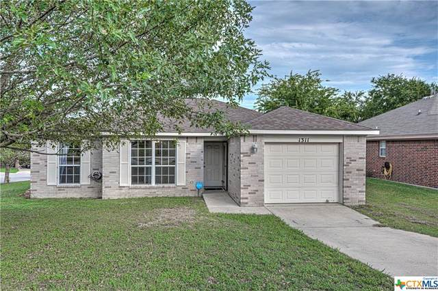 1311 N 12th Street, Temple, TX 76501 (MLS #422599) :: Berkshire Hathaway HomeServices Don Johnson, REALTORS®