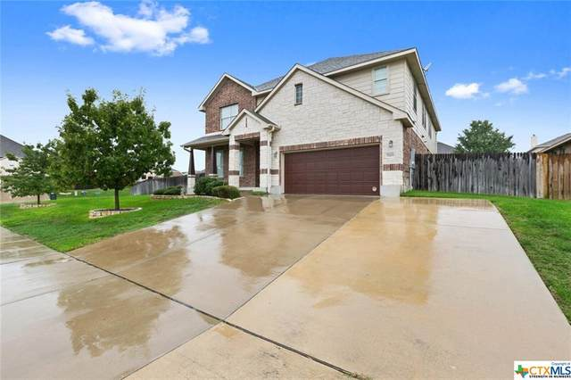 5909 Flat Slate Drive, Killeen, TX 76542 (MLS #422601) :: Berkshire Hathaway HomeServices Don Johnson, REALTORS®