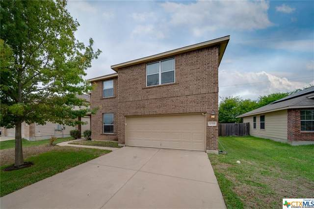 10319 Orion Drive, Temple, TX 76502 (MLS #422606) :: Brautigan Realty