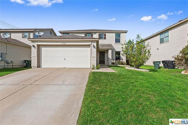 8728 Sage Meadow Drive, Temple, TX 76502 (MLS #422621) :: Brautigan Realty