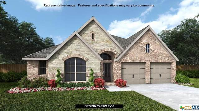 5413 Hartley Square, Schertz, TX 78108 (MLS #422671) :: Kopecky Group at RE/MAX Land & Homes