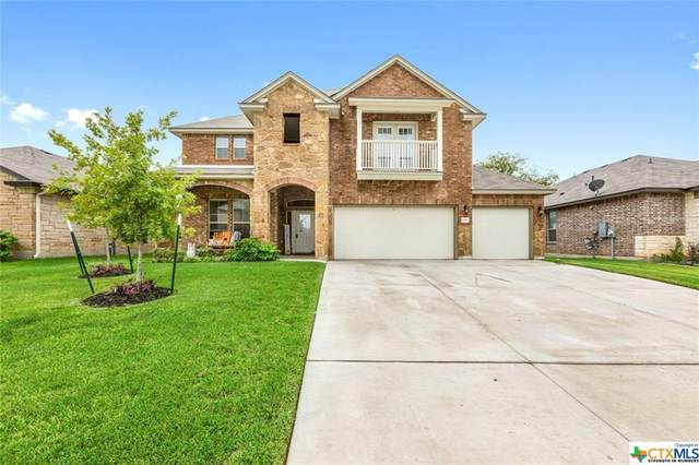 8317 Quiet Hollow Drive, Temple, TX 76502 (MLS #422721) :: Brautigan Realty