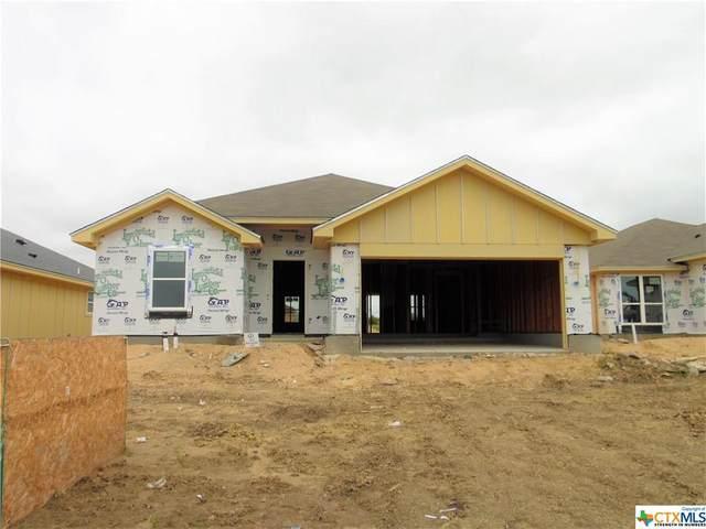 1510 Black Kettle, Temple, TX 76502 (MLS #422726) :: Vista Real Estate