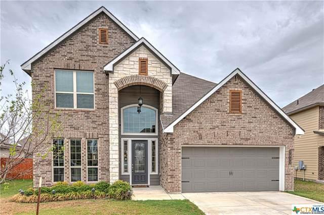 7833 Old Gate Road, Temple, TX 76502 (MLS #422747) :: Vista Real Estate
