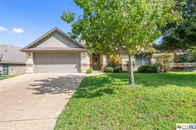 1014 Canyon Ridge, Temple, TX 76502 (MLS #422781) :: Brautigan Realty