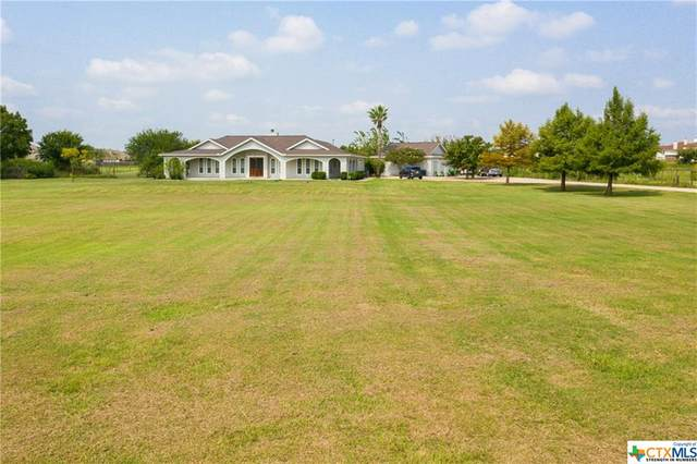 647 Estates Of Brushy Creek Drive, Hutto, TX 78634 (MLS #422803) :: Brautigan Realty