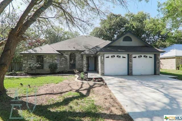 2707 Brook Haven Circle, Killeen, TX 76542 (MLS #422806) :: Vista Real Estate
