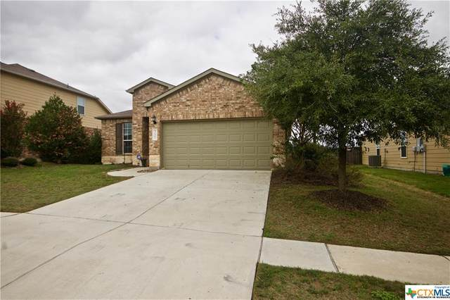 3107 Shawlands Road, Killeen, TX 76542 (MLS #422831) :: The Zaplac Group