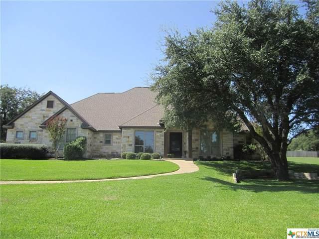 603 Cliff Drive, Belton, TX 76513 (#422895) :: First Texas Brokerage Company