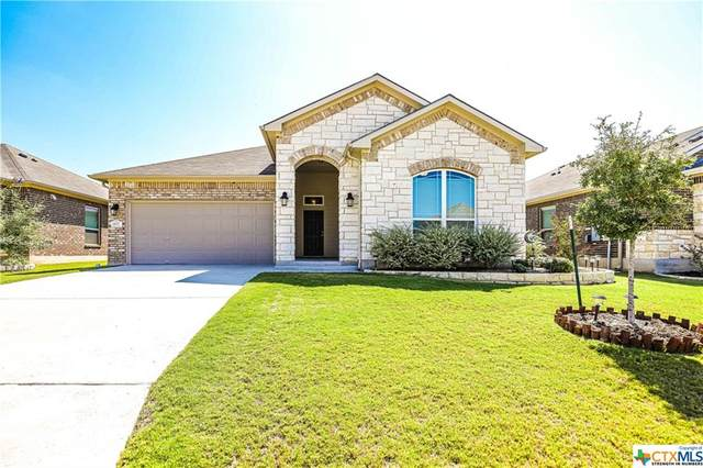 607 Wyndcrest Drive, Temple, TX 76502 (MLS #422906) :: Brautigan Realty