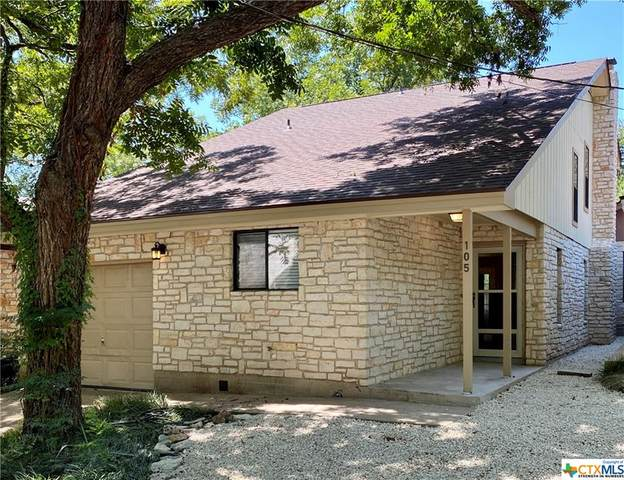 105 Blanco Street, San Marcos, TX 78666 (MLS #422919) :: The Zaplac Group