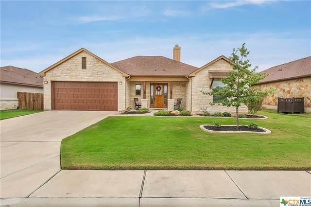 513 Jake Drive, Jarrell, TX 76537 (MLS #422923) :: RE/MAX Family