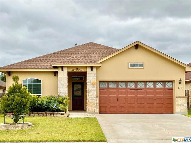 116 Cobble Stone Court, Victoria, TX 77904 (MLS #422942) :: RE/MAX Land & Homes
