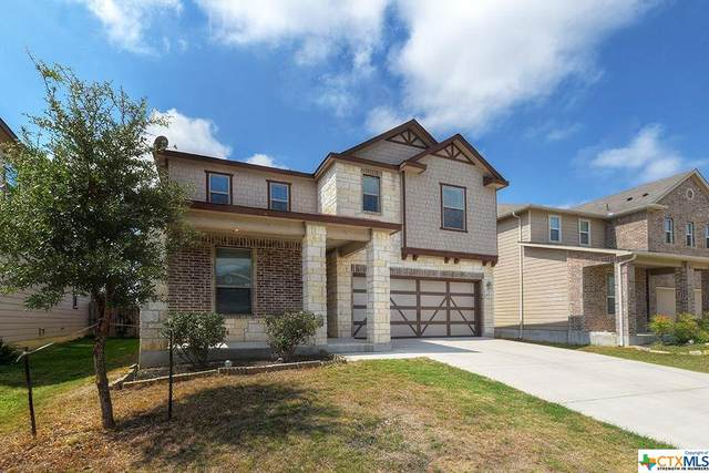 4010 Legend Pond, New Braunfels, TX 78130 (MLS #422958) :: The Zaplac Group