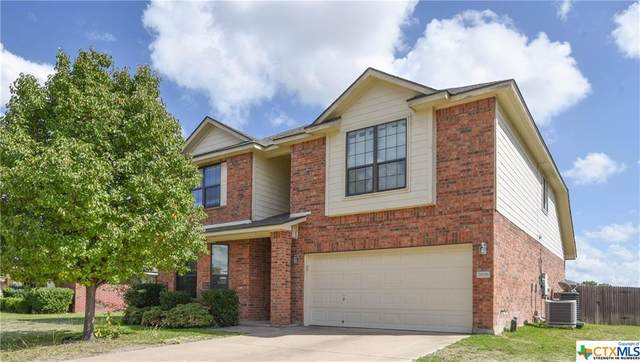2806 Scottsdale Drive, Killeen, TX 76543 (MLS #423013) :: Brautigan Realty