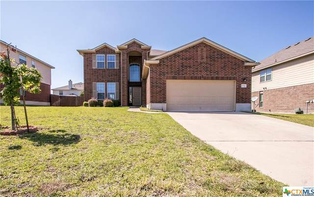 2534 Red Fern Drive, Harker Heights, TX 76548 (MLS #423027) :: The Zaplac Group