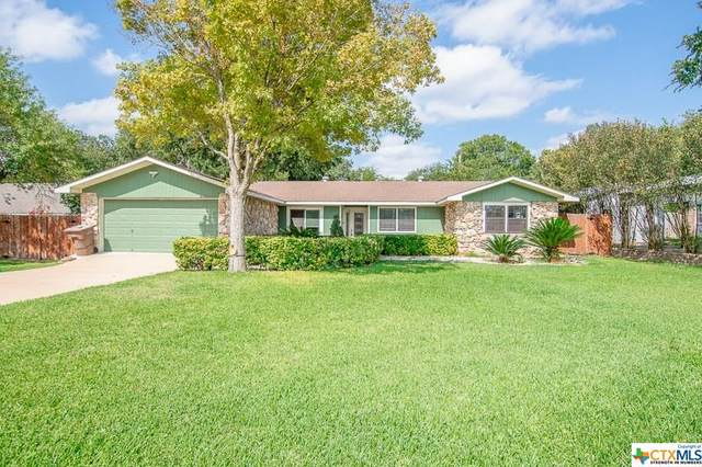 281 Woodland Trail, Belton, TX 76513 (MLS #423029) :: Brautigan Realty