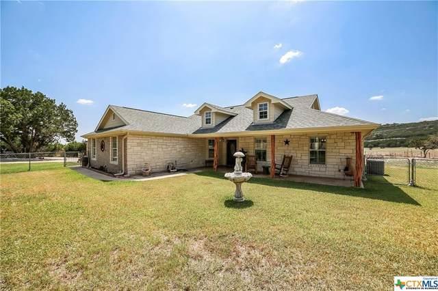 11056 Oakalla Road, Killeen, TX 76549 (MLS #423045) :: The Myles Group