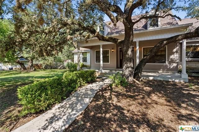 115 Winding Oak Drive, Johnson City, TX 78636 (MLS #423069) :: RE/MAX Family