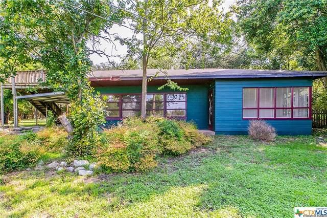 457 Woodland Point Road, Belton, TX 76513 (MLS #423087) :: Brautigan Realty