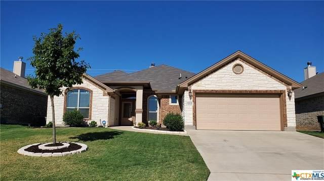 2202 Briar Hollow Drive, Temple, TX 76502 (MLS #423093) :: Brautigan Realty