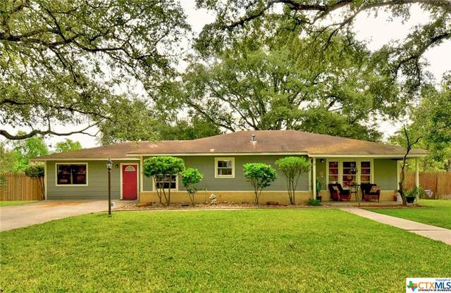 111 Plum Street, Luling, TX 78648 (MLS #423104) :: Berkshire Hathaway HomeServices Don Johnson, REALTORS®